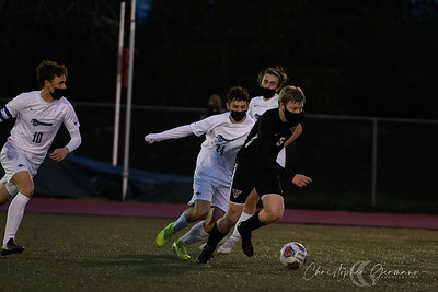 THS Varsity Boys Soccer vs Mountainside