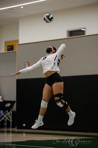 THS Varsity Volleyball vs Lake Oswego