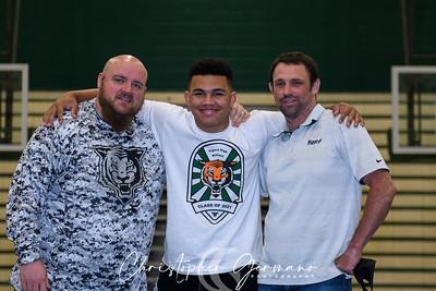 Tigard HS Wrestling vs Oregon City