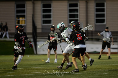 THS Boys Varsity Lacrosse vs Clackamas