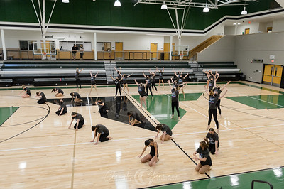 THS Tigerettes Competition