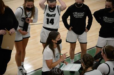 THS Girls Varsity Basketball vs St. Marys