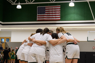 Tigard HS Girls Varsity Basketball vs West Linn