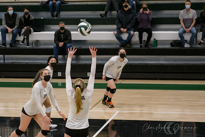 THS JV Volleyball vs Lake Oswego
