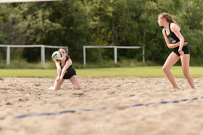 Tigard HS Sand Volleyball