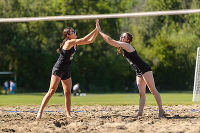 Tigard HS Sand Volleyball League June 16
