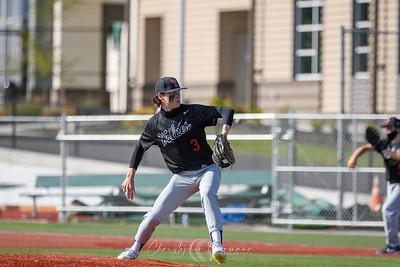 Tigard HS Varsity Baseball vs Tualatin
