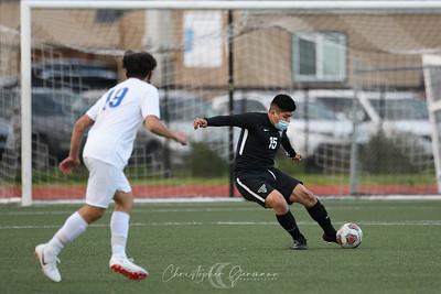 THS Varsity Boys Soccer vs Newberg