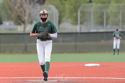 THS Varsity Softball vs West Linn