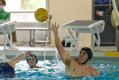 Tigard HS Varsity Waterpolo vs Newberg