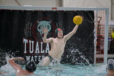 Tigard HS Waterpolo vs Hillsboro
