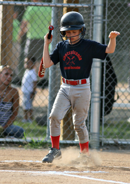 TJ hitting it out of the park 2010