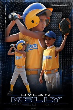 Baseball-Color Weave-PJ