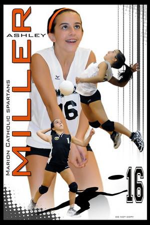 Volleyball-High Key