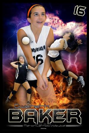 Volleyball-Thunderstruck