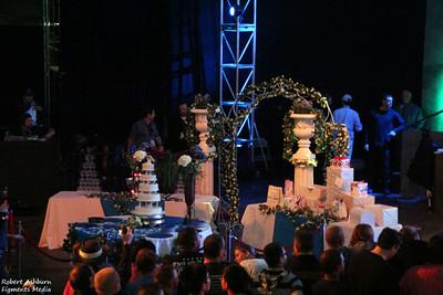 TNA - Wedding of Brooke Hogan and Bully Ray