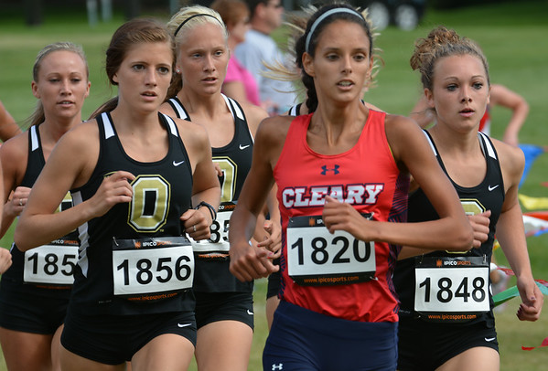 TOP Grizzly Invitational cross country meet