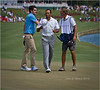 TPC Sawgrass - Tiger and Phil at The Players Tournament 2012 :