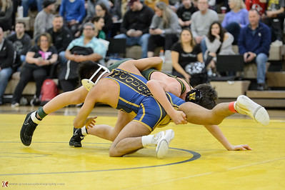 113 West Linn vs Canby Bout 187 Kearney vs Zuriaga