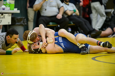 132 Lake Oswego vs Canby Bout 194 Fillmore v McMullin