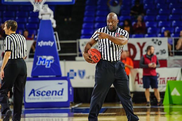 TSSAA State Championships Referee Rodney Lawary