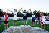 Masters Scratch Race podium