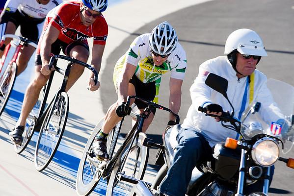 Testarossa Velodrome Challenge 2010 Masters, Day 2
