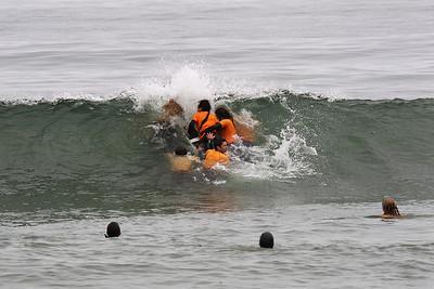 TWSA 2013 Malibu Orange Team