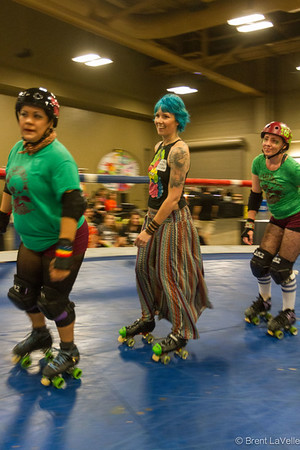 Game  9 - Cherry Bombs vs. Holy Rollers