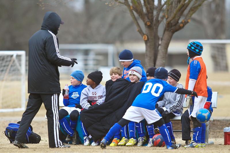 TYSA U10 soccer March Madness Tupelo Tournament