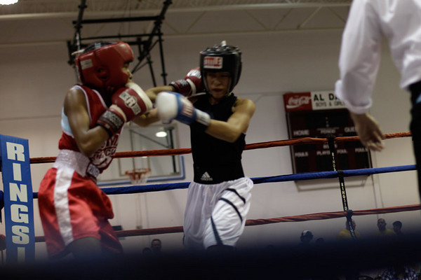 Tacoma Boxing Club August 20 2010
