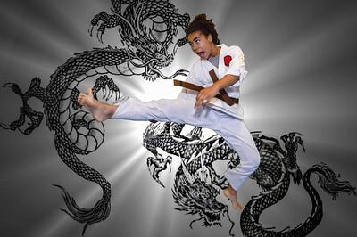 bw dragon kicking