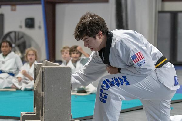 Taekwondo, May 2019