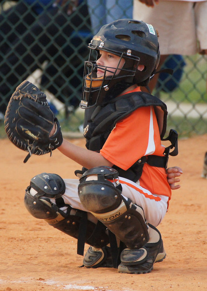 8U Tiger White vs Westside Whippers in the City Tournament