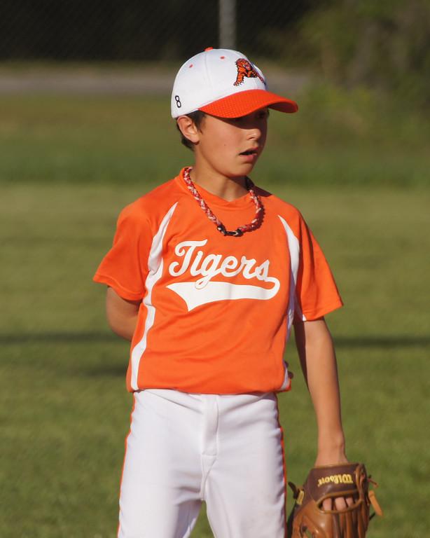 April 2011- Tiger 10U Orange vs Whippers- Game 1