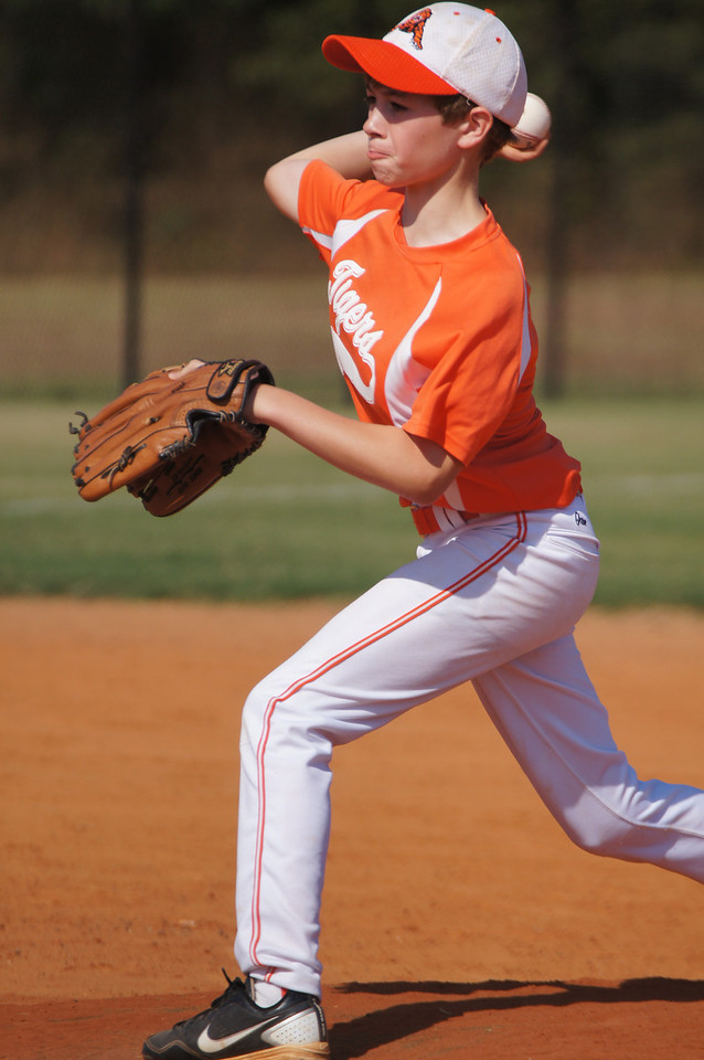 May 5, 2012- Talahi Tigers in Vidalia Tourney