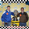Miller Lite Sprint Cup Trophy Photo Station