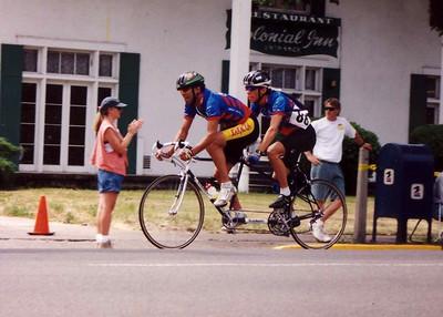 Tandem Race 1995