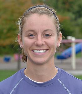 10-12-09 linda murphy  head shot of Avon running coach Tara Gruskiewicz.