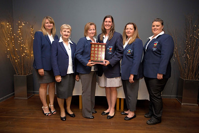 2016 Ladies State Teams Presentations