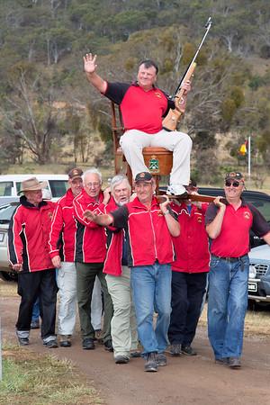 ACT Rifle Championships - 2014