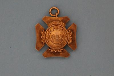 Perc Pavey's Medals