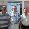 Winning Team from PAAS - Darren Lord, Nigel Langridge & Terry Clare