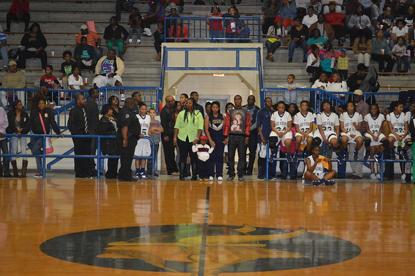 2014 Taylor County Winter Senior Night