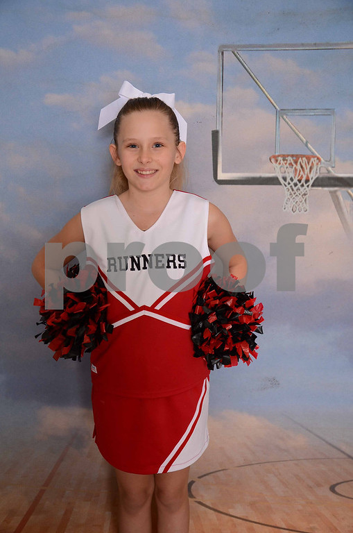 Taylor Parks Cheer 2014