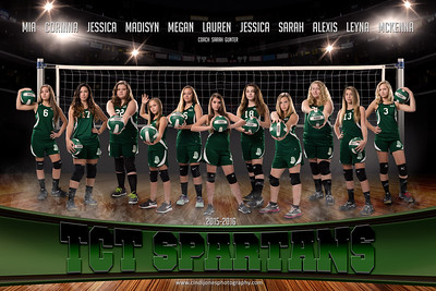 Spartans Volleyball