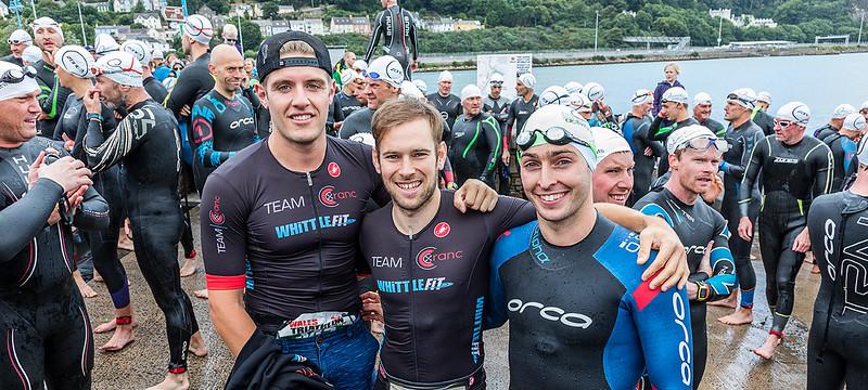 Team Cranc, Ocean Lava Triathlon, 2017