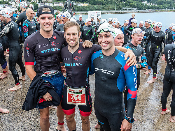 Team Cranc, Ocean Lava Triathlon, 2017
