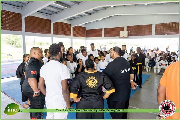 Team Elite Karate Inter School Championships 2018 ( Primary Schools)