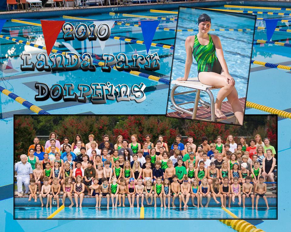 Landa Park Dolphins Swim Team Landa Park Dolphins